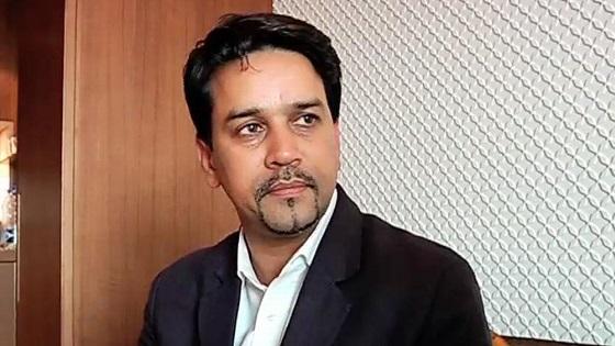 BJP सांसद अनुराग ठाकुर BCCI के अध्यक्ष पद से बर्खास्त,अवमानना का नोटिस