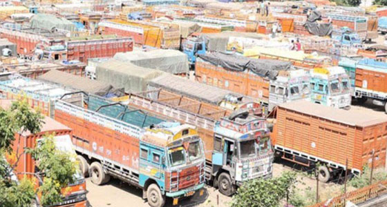 ट्रक यूनियनों के एकाधिकार को खत्म करने की CII मांग पर HP की ट्रक यूनियनों का पलटवार,कई ख्ुालासे