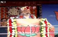 PM मोदी की परिवर्तन रैली: नाम लिए बगैर CM वीरभद्र पर बड़़ा हमला,पैकेज के नाम पर ठेंगा,शांता नहीं बोले