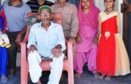 जिस बुर्जुग के गले में सोनिया गांधी  ने डाला था हार ,114 साल की उम्र में उसका निधन