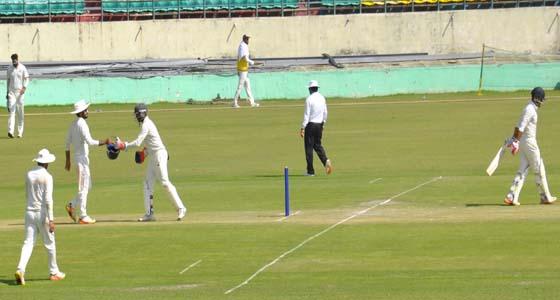 हिमाचल व पंजाब के बीच पहला मैच ड्रा,नहीं चमके चोपड़ा पर न्यूजीलैंड के खिलाफ वनडे में बनाई जगह