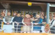 जयराम ठाकुर ने ली हिमाचल प्रदेश के मुख्यमंत्री की शपथ