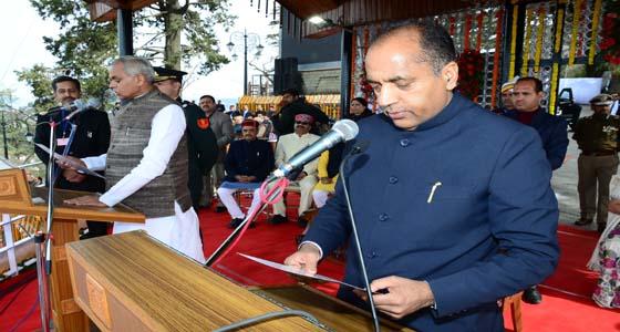 सज गई CM जयराम और 11 वजीरों की पालकियां,आठ करोड़पति, पांच पर मुकदमें,यूं बंटे विभाग