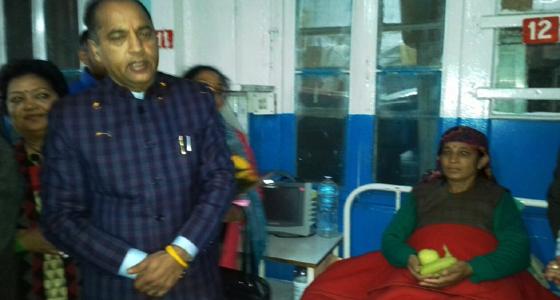 CM की शपथ से पहले जयराम ठाकुर की मेगा रफतार, तस्वीरों में देखें कहां-कहां गए