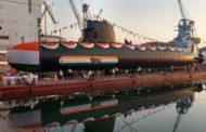 कलवरी भारतीय नौसेना में शामिल