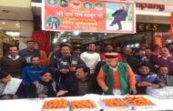 धूमल के हमीरपुर में जयराम के जन्मदिन पर सताए हुओं ने मनाया जश्न