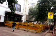 पद्मावत: दिल्ली में सिनेमा घरों के बाहर कड़ी सुरक्षा व्यवस्था