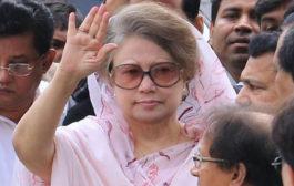 बांग्लादेश की पूर्व प्रधानमंत्री खालिदा जिया को पांच साल की कैद