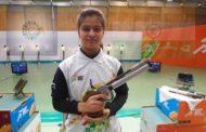 मनु भाकर ने निशानेबाज़ी में जीता स्वर्ण पदक