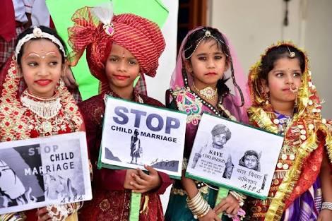 भारत में बाल विवाह के मामलों आई तेज़ गिरावट: UNICEF