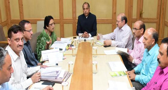 CM जयराम के कार्यालय में स्थापित होगा क्वालिटी चैक स्क्वाड,ठेकेदारों पर नजर