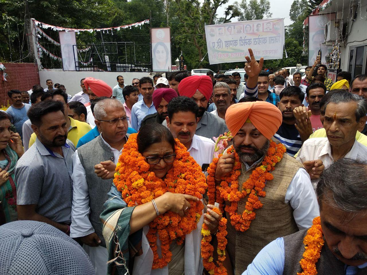 गुटबाजी नहीं, पूरी ताकत से लड़ेंगे 2019 में चुनाव :कांग्रेस