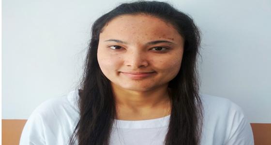 HP:नौणी विवि की जागृति ठाकुर को 2000 डॉलर का अंतरराष्ट्रीय स्कॉलर पुरस्कार