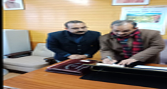राजेंद्र राणा संग मिल धूमल को हराने वाले RSS नेता बिनोद ठाकुर की BJP में वापसी