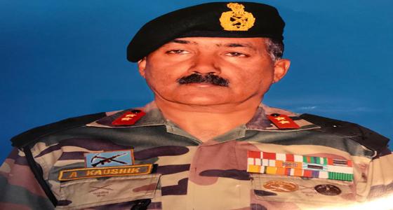 हिमाचल से सेना के जाबांज अफसर मेजर जनरल अतुल कौशिक को विशिष्ट सेवा मेडल