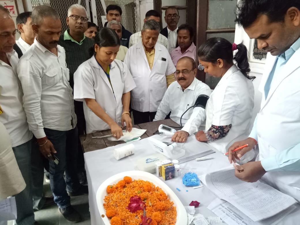 बिहार के गया में जिला स्वास्थ्य समिति की पहल, हजारों लोगों को मिला फायदा