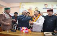 पवन राणा के लाडले रवि मेहता बने जिला BJP शिमला के अध्यक्ष, भारद्वाज व धूमल के चहेते बाहर