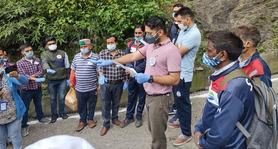 प्रदूषण कंट्रोल बोर्ड के बैनर में ढाई सौ लोगों ने चलाया स्वच्छता अभियान 3.5 मीट्रिक टन कूड़ा एकत्रित किया